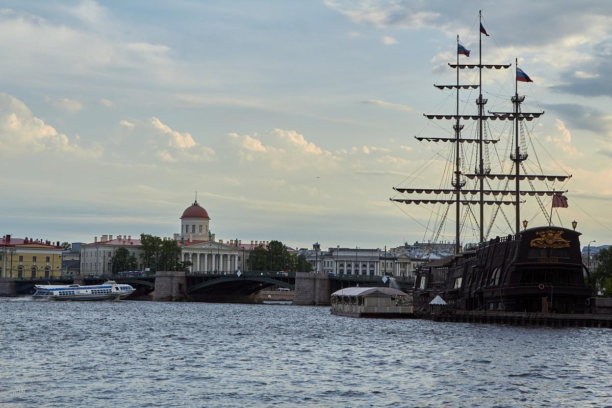 Санкт-Петербург 2019-06-13