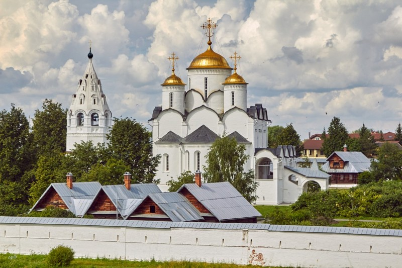 Собор Покрова Пресвятой Богородицы в Покровском монастыре