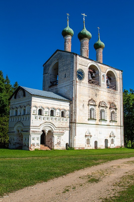 Ростов - Борисоглебский мужской монастырь