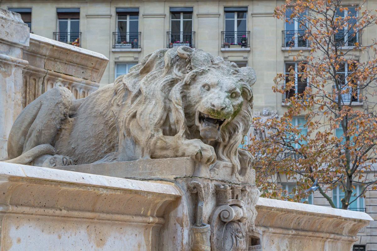 Париж 2018 - Сен-Сюльпис
