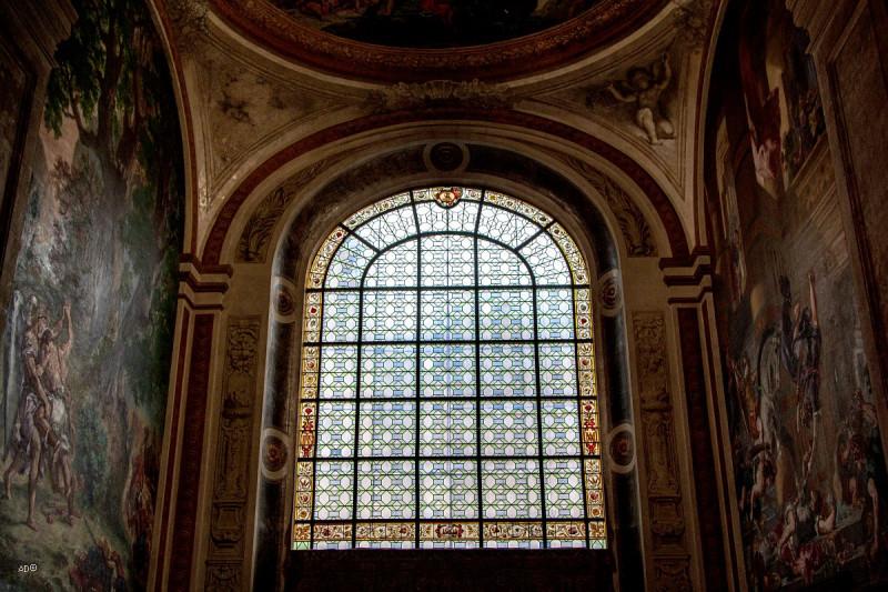 Париж 2018 - Сен-Сюльпис (интерьеры)
