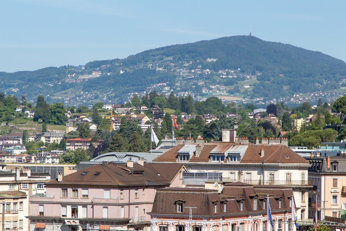 Женева - Монтре