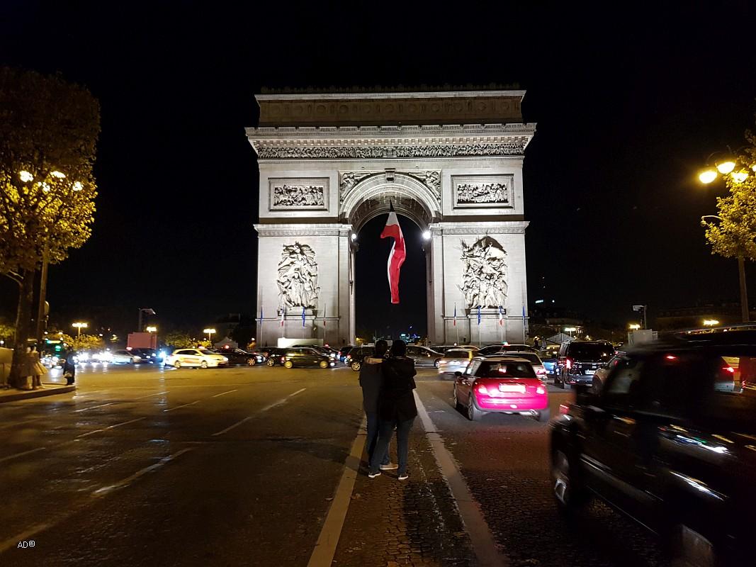 Париж - День пятый