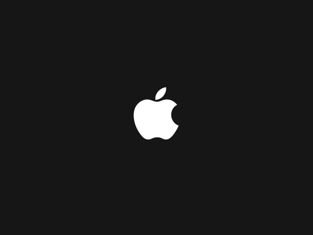 откушенное яблочко