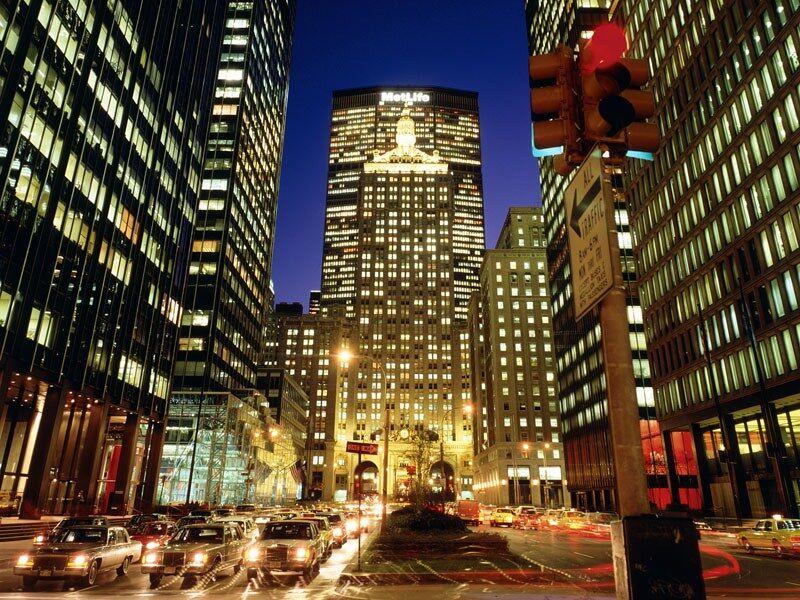 Park Avenue, New York City