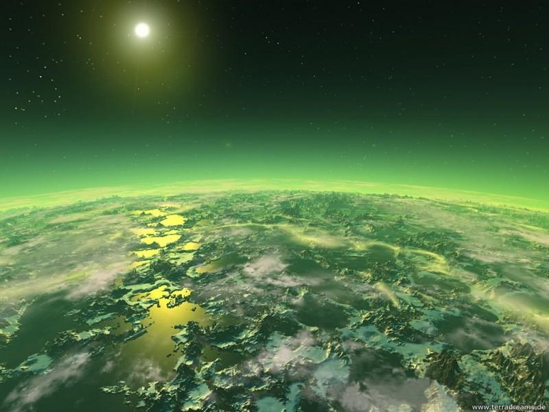 планета Кислота