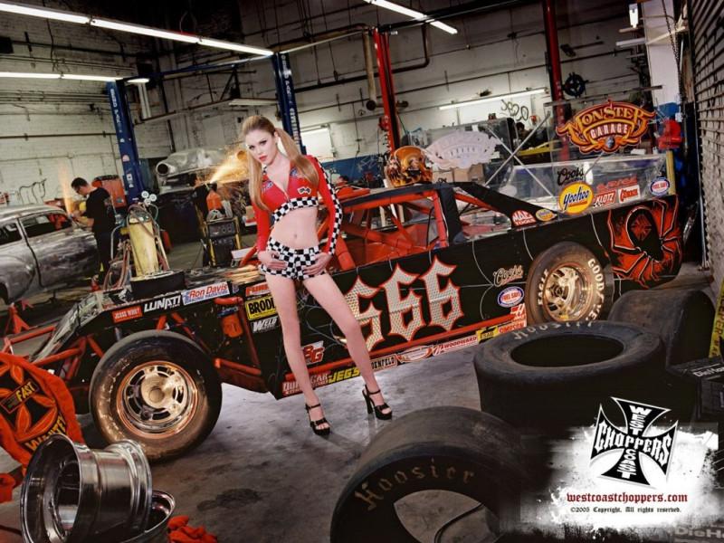 Monster garage aramis7 - Jesse james monster garage ...