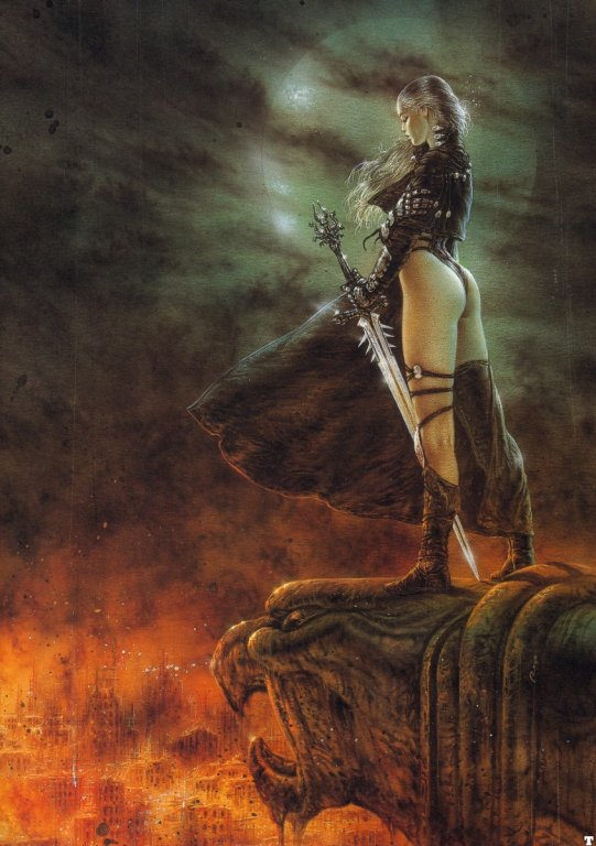 luis royo - the time has come