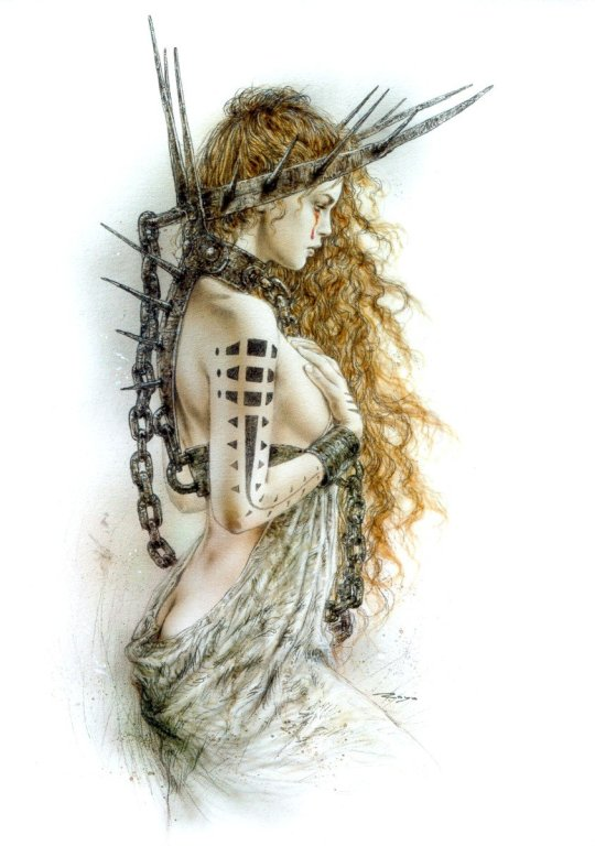 Luis Royo - 2000 questions