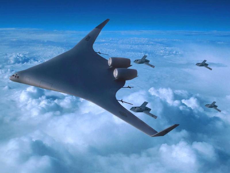 Самолет из будущего