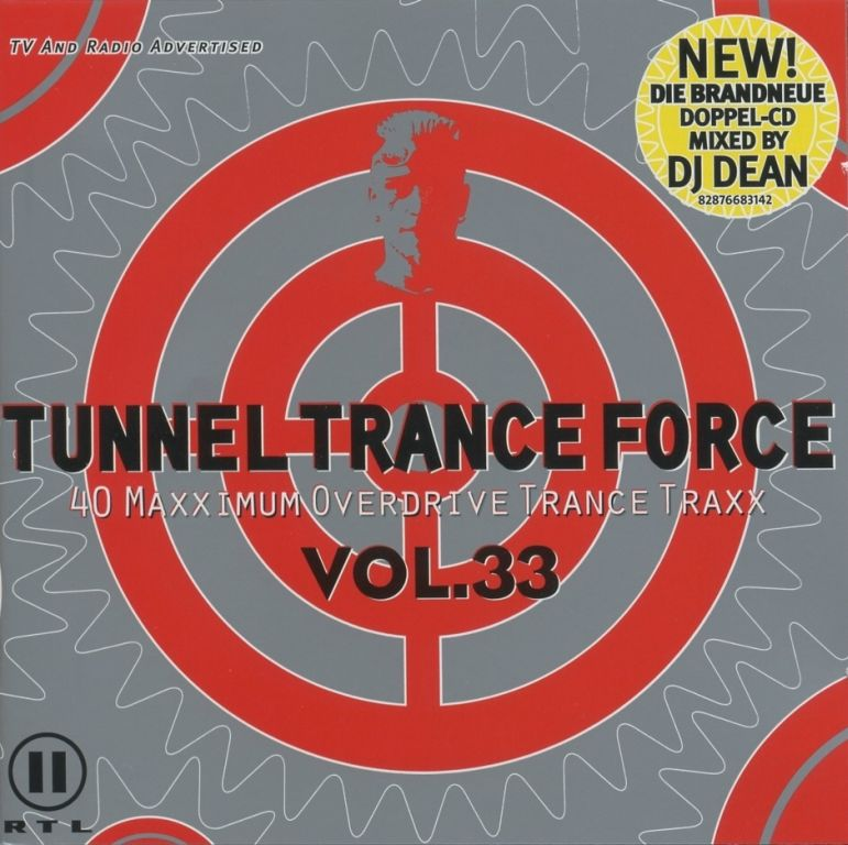 Tunnel Trance Force Vol. 33