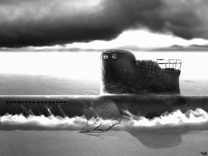 uzhazz - podvodnaya lodka