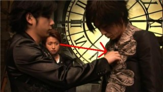 I wanna be that button.. ><