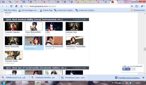 jpop asia award-best musical ability