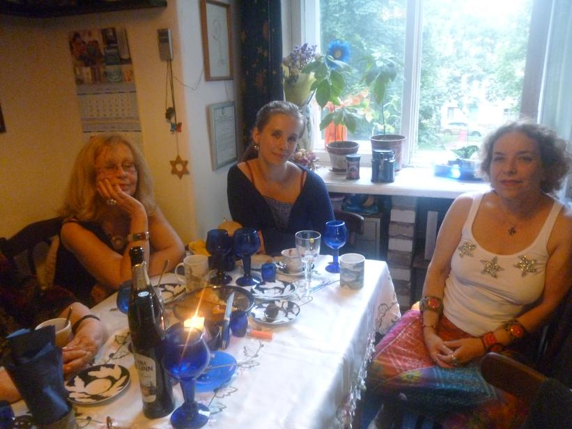 Трансляция официального блога Марии Арбатовой в