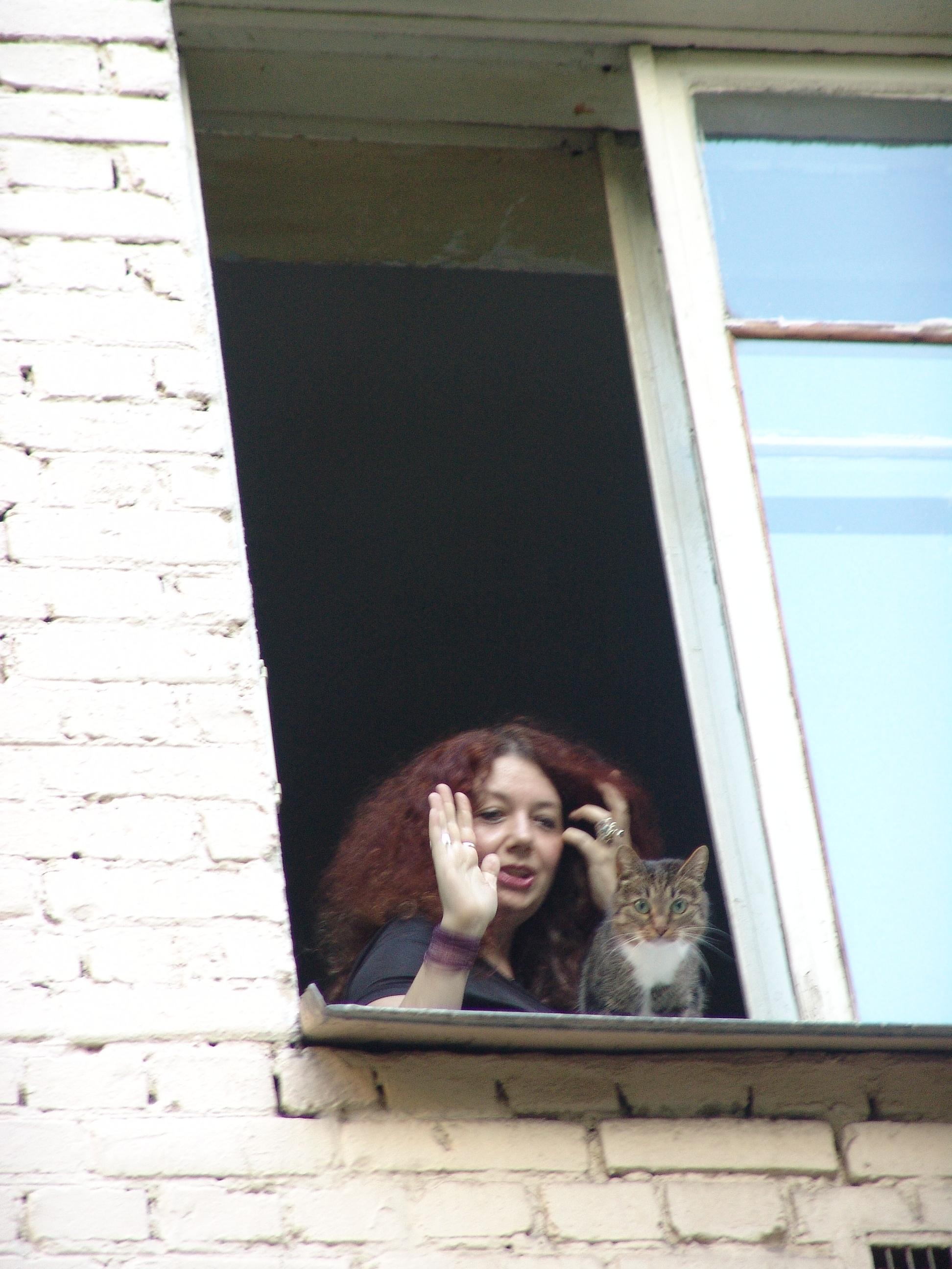 окно каша