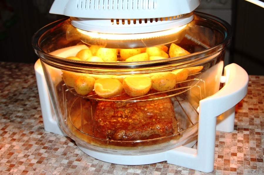 Запеченные овощи в аэрогриле рецепты с пошагово
