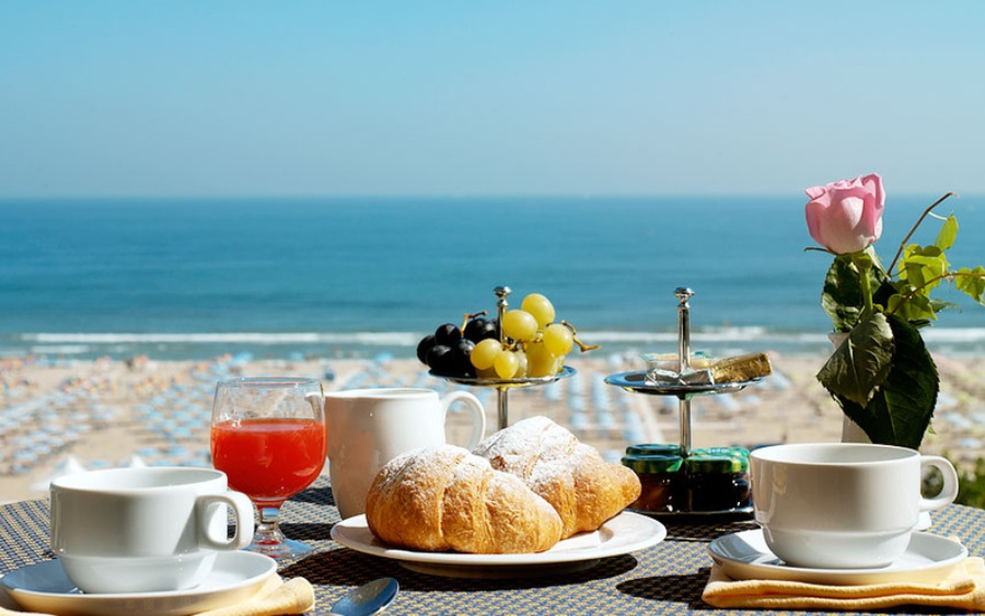 Открытки с добрым утром море солнце, почтовые