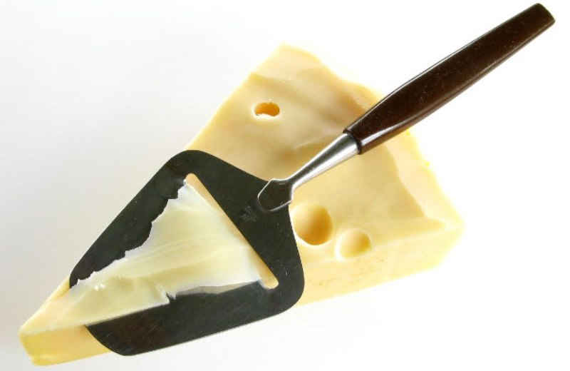 4 Сырный рубанок для твердых сыров
