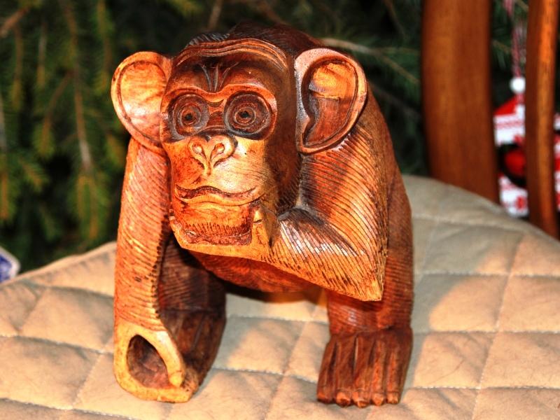обезьяна 1