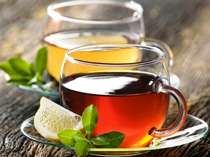 чай 0