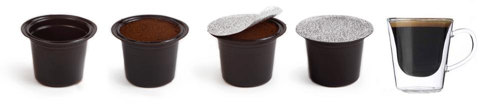 кофе капсулы