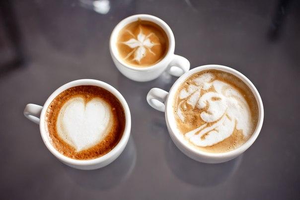 кофе рисунки 1