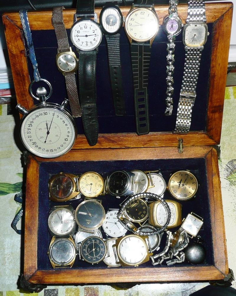 шкатулка и часы (2)