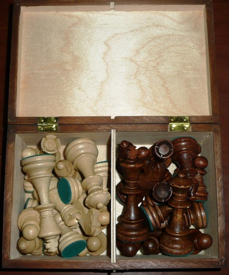 шахматы Стаунтон (2)