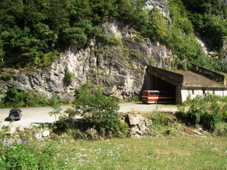 дорога на озеро Рица  (11)