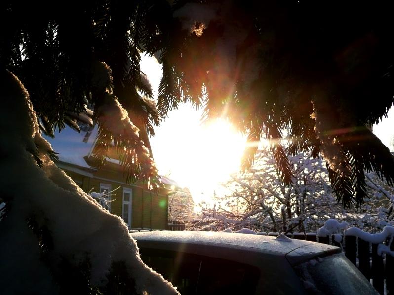 снег солн (5)