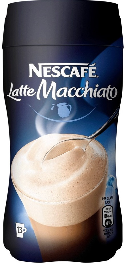 15 - nescafe latte