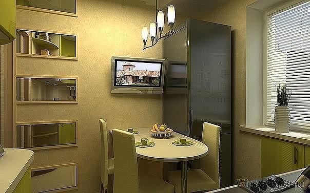 кухня 6м2 3