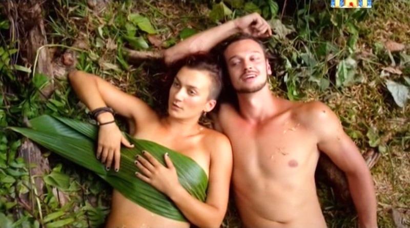 Секс на острв