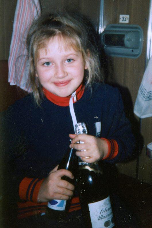 1989 10 поезд Ленинград - София (1)