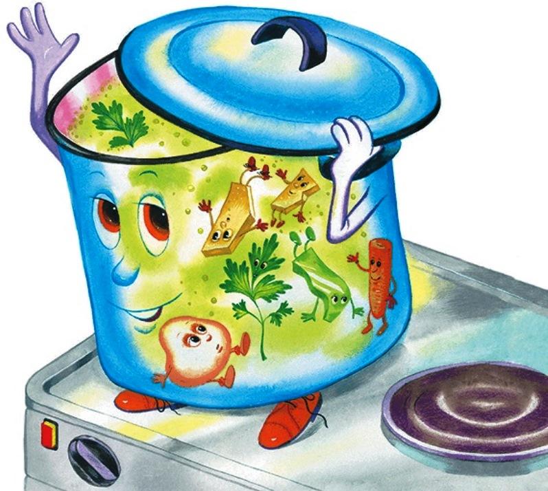 Смешные картинки посуды