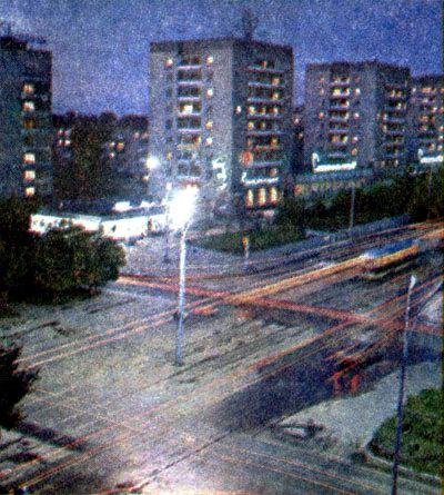 Фотографии Новосибирска: 1960-е—1970-е