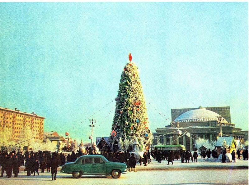 C Новым годом, товарищи, 1965