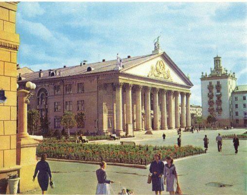 dk gorkogo 1965