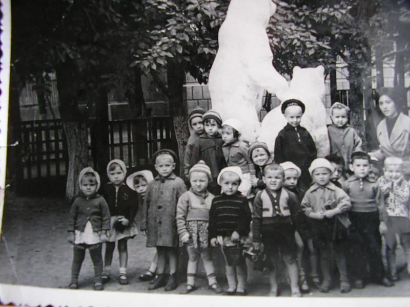Детский сад на телецентре