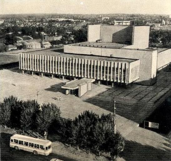 ДК Чкалова, 1969