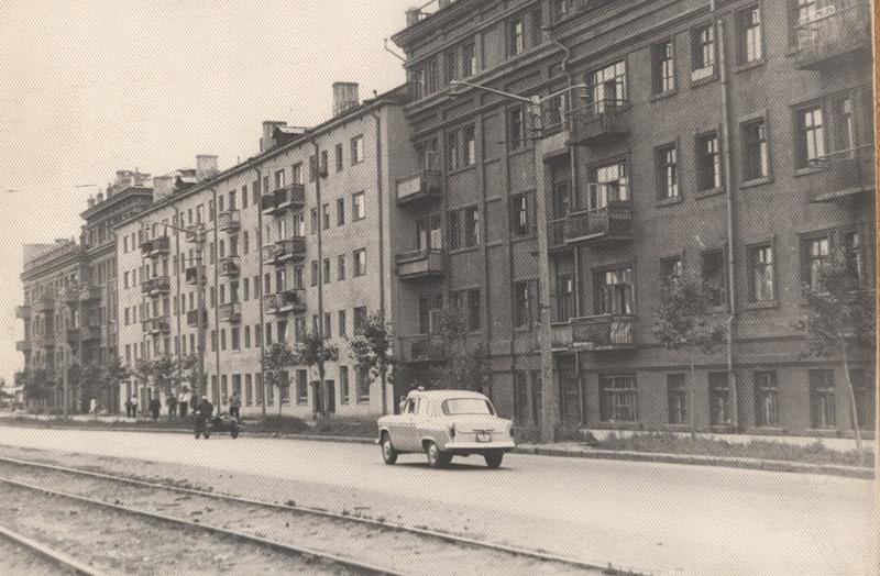 Дом № 48 на Большевистской улице