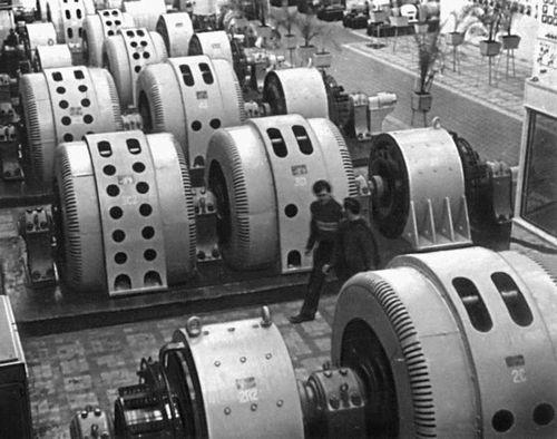Завод Сибэлектротяжмаш