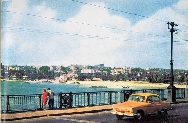 На мосту, 1965