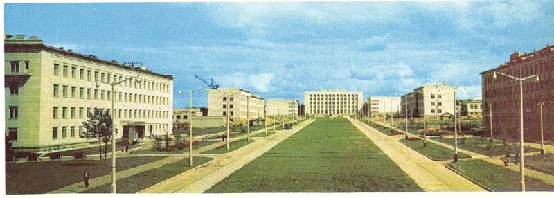Проспект Коптюга
