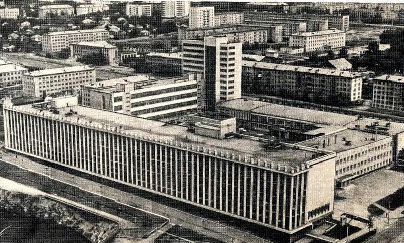 СовСибирь 70-е