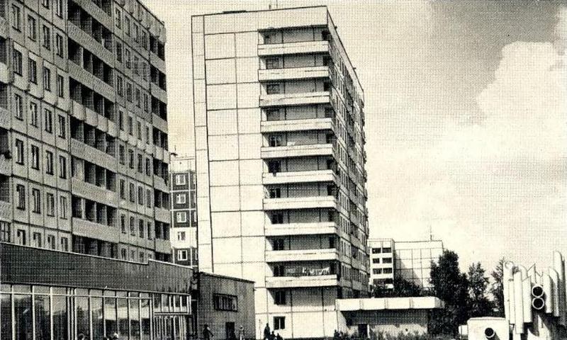 ул. Нарымская, 70-е