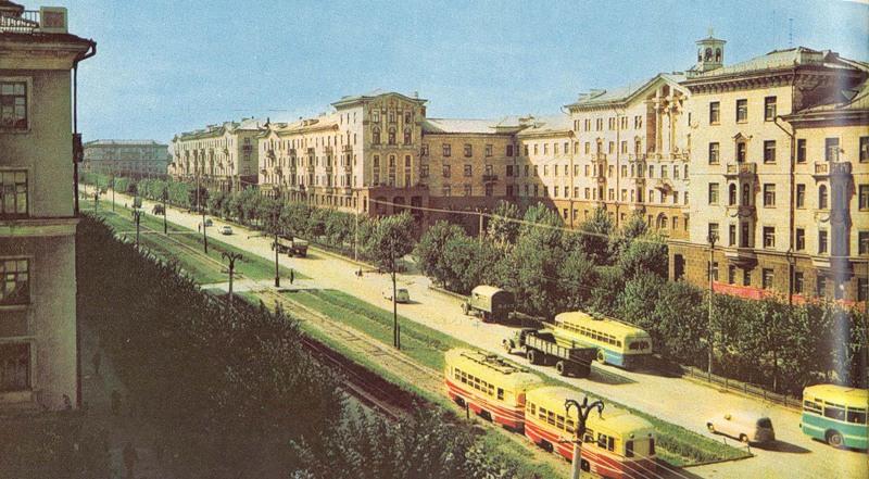 ул. Станиславского