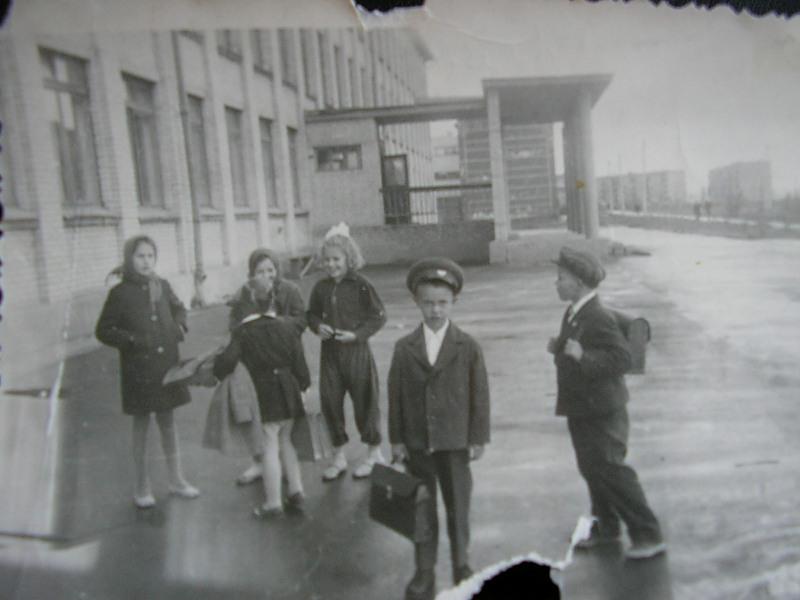 Школа №170