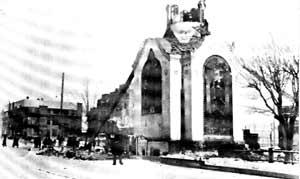 Разрушенная часовня св. Николая